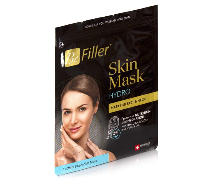 Be Filler Skin Mask HYDRO