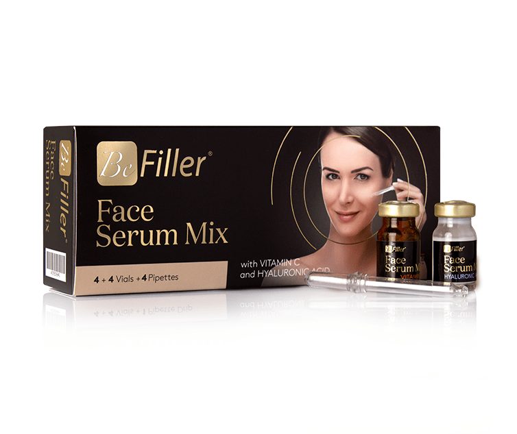 Be Filler Face Serum Mix